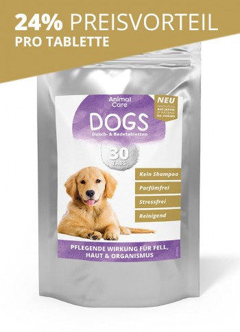 Animal Care DOGS - 30 Tabs
