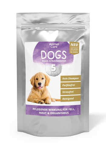 Animal Care DOGS - 5 Tabs