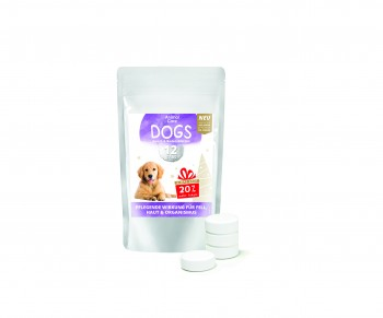 Animal Care DOGS xmas Pack - 12 Tabs
