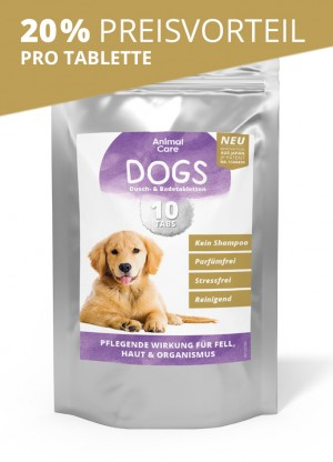 Animal Care DOGS - 10 Tabs